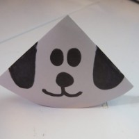 Dog-Ear Envelope Bookmark